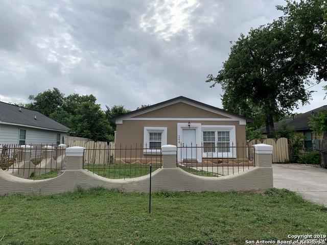 244 Vista Rd, San Antonio, TX 78210 (MLS #1400132) :: Alexis Weigand Real Estate Group