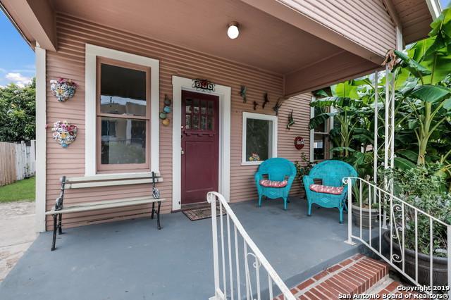 214 Valentino Pl, San Antonio, TX 78212 (MLS #1400152) :: Exquisite Properties, LLC