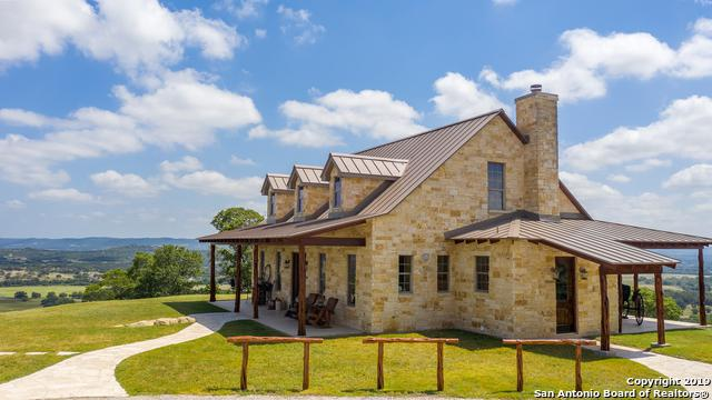 874 Elm Creek Rd, Medina, TX 78055 (MLS #1400200) :: Santos and Sandberg