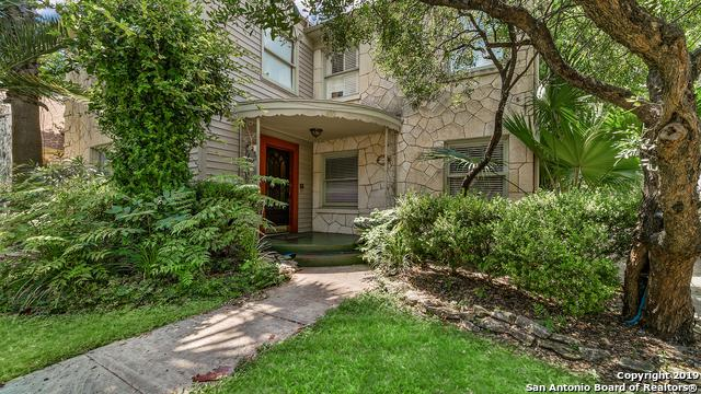 410 W Lynwood Ave, San Antonio, TX 78212 (MLS #1400217) :: Exquisite Properties, LLC