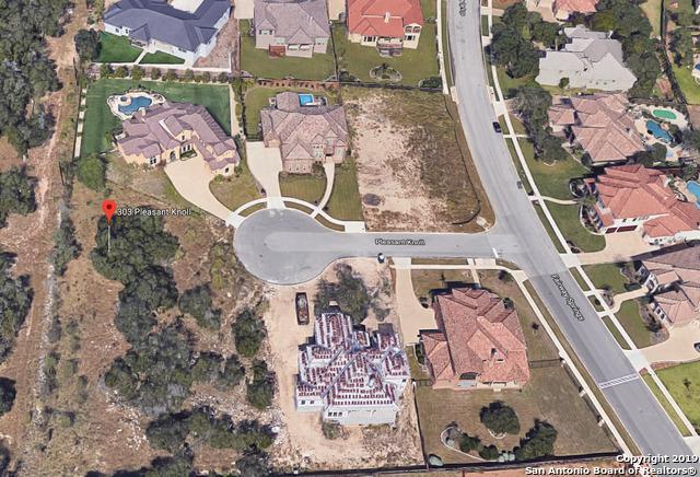 303 Pleasant Knoll, San Antonio, TX 78260 (#1400219) :: The Perry Henderson Group at Berkshire Hathaway Texas Realty