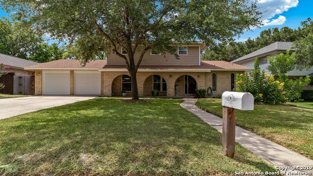 3131 Colony Dr, San Antonio, TX 78230 (MLS #1400286) :: Exquisite Properties, LLC