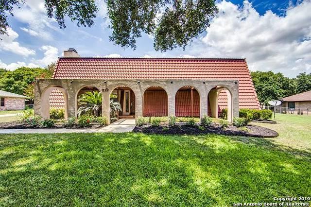 212 Green Valley Loop, Cibolo, TX 78108 (MLS #1400307) :: Magnolia Realty