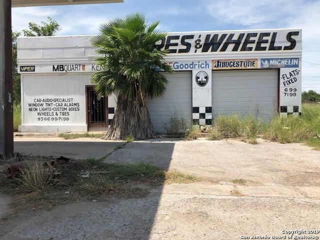 694 W Hidalgo Ave, RAYMONDVILLE, TX 78580 (MLS #1400390) :: Santos and Sandberg