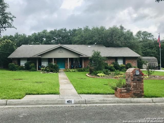 401 Park Oak, San Antonio, TX 78232 (MLS #1400441) :: Exquisite Properties, LLC