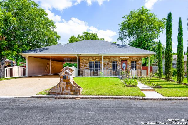 214 Greer St, San Antonio, TX 78210 (MLS #1400511) :: BHGRE HomeCity