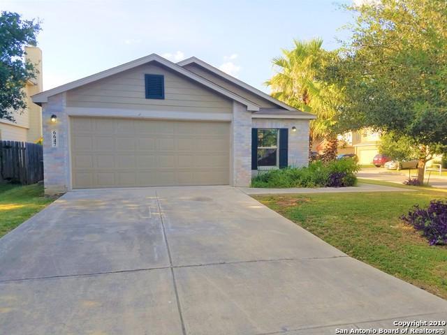 6647 Hartnet Fields, Converse, TX 78109 (MLS #1400681) :: Tom White Group