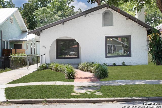 635 Cedar St, San Antonio, TX 78210 (MLS #1400722) :: Berkshire Hathaway HomeServices Don Johnson, REALTORS®