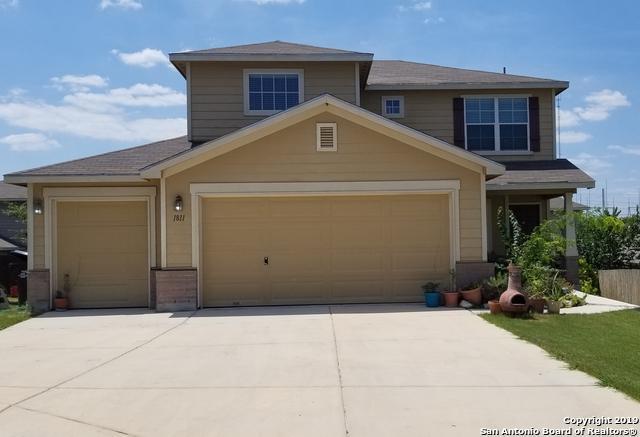1811 Marufo Vega, San Antonio, TX 78245 (MLS #1400754) :: Exquisite Properties, LLC