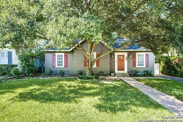 218 Evans Ave, Alamo Heights, TX 78209 (MLS #1400815) :: River City Group