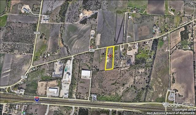 7765 Fm 482 (5 Acres), New Braunfels, TX 78132 (MLS #1400970) :: Berkshire Hathaway HomeServices Don Johnson, REALTORS®