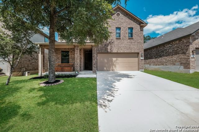 819 Spello Circle, San Antonio, TX 78253 (MLS #1401012) :: BHGRE HomeCity