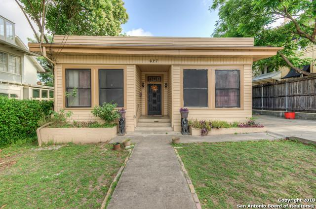 627 W French Pl, San Antonio, TX 78212 (MLS #1401016) :: Exquisite Properties, LLC