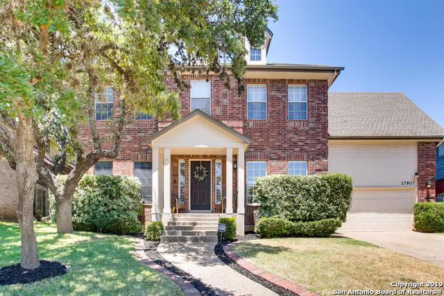 17907 Summer Knoll Dr, San Antonio, TX 78258 (MLS #1401077) :: BHGRE HomeCity