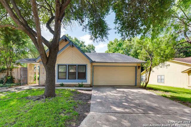 5450 Vista Creek, San Antonio, TX 78247 (MLS #1401092) :: Alexis Weigand Real Estate Group