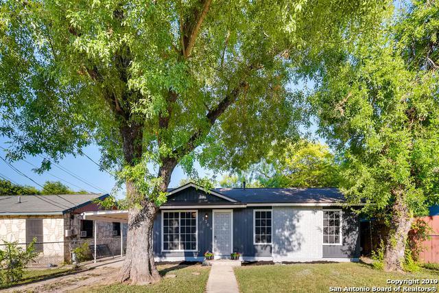 330 Consuelo, San Antonio, TX 78228 (MLS #1401152) :: Santos and Sandberg