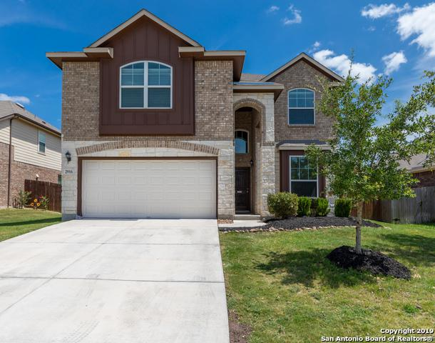 2916 Mistywood Ln, Schertz, TX 78108 (#1401163) :: The Perry Henderson Group at Berkshire Hathaway Texas Realty