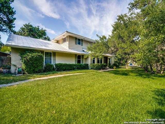 205 Shavano Dr, Shavano Park, TX 78231 (MLS #1401315) :: The Castillo Group