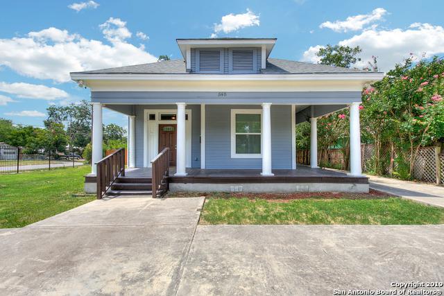 548 Delmar St, San Antonio, TX 78210 (MLS #1401358) :: BHGRE HomeCity