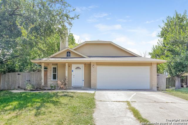 12002 Stoney Crown, San Antonio, TX 78247 (MLS #1401563) :: Alexis Weigand Real Estate Group