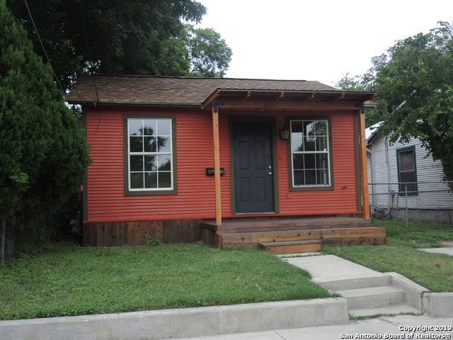 2008 Rivas St, San Antonio, TX 78228 (MLS #1401708) :: BHGRE HomeCity