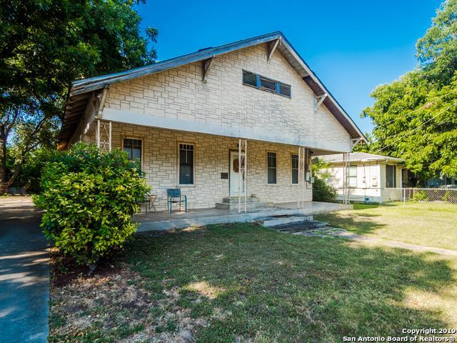 206 Mary, San Antonio, TX 78214 (MLS #1401833) :: BHGRE HomeCity