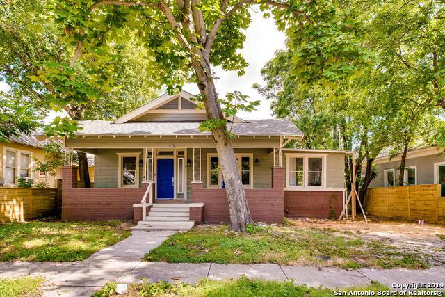 1025 Dawson St, San Antonio, TX 78202 (MLS #1402134) :: The Mullen Group   RE/MAX Access
