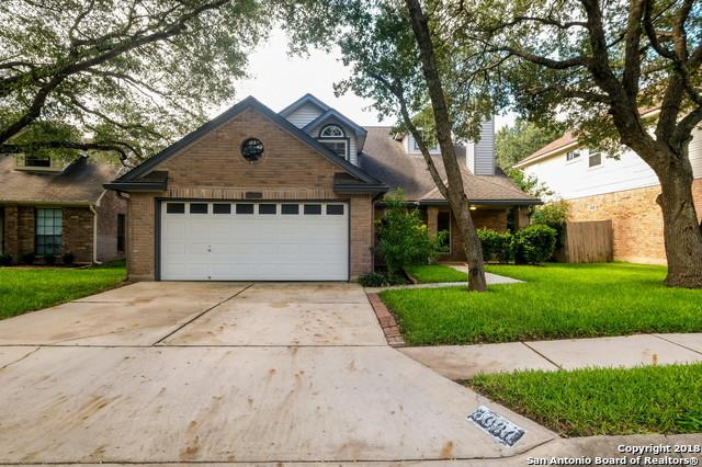 8930 Lost Woods, San Antonio, TX 78240 (MLS #1402168) :: Alexis Weigand Real Estate Group