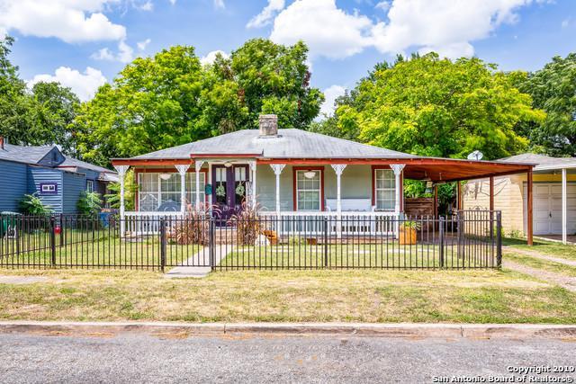 1919 Hicks Ave, San Antonio, TX 78210 (MLS #1402169) :: The Emery Group