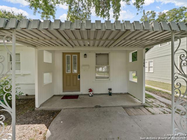 146 Mcdougal Ave, San Antonio, TX 78223 (MLS #1402199) :: Vivid Realty