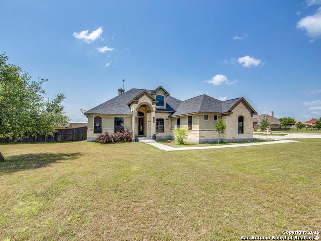 116 Abrego Run Dr, Floresville, TX 78114 (MLS #1402237) :: BHGRE HomeCity