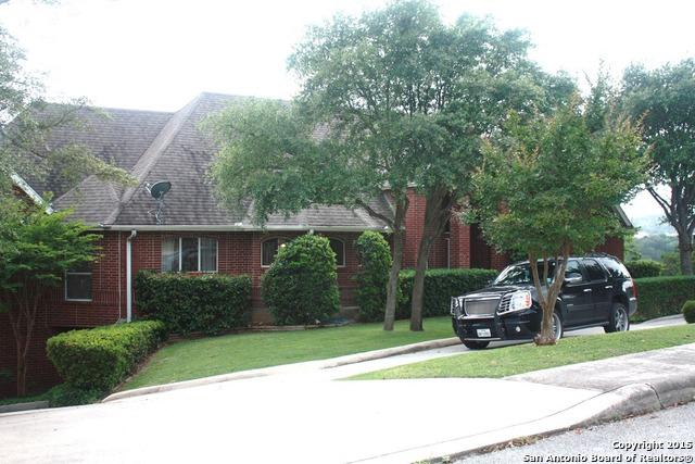 8106 Cedar Vista Dr, San Antonio, TX 78255 (MLS #1402262) :: BHGRE HomeCity