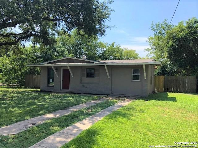 322 W Lindbergh Blvd, Universal City, TX 78148 (MLS #1402344) :: The Mullen Group | RE/MAX Access