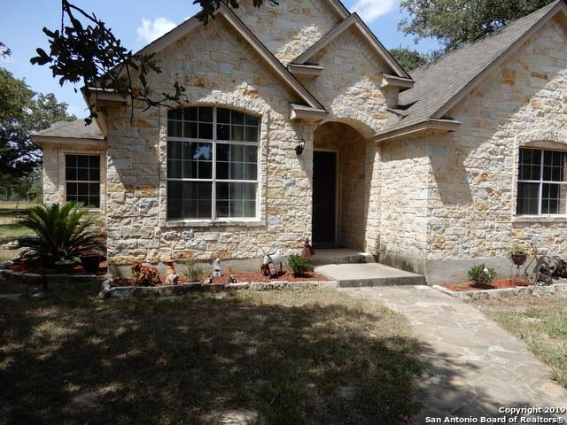 3725 C R 320, Floresville, TX 78114 (MLS #1402350) :: Alexis Weigand Real Estate Group