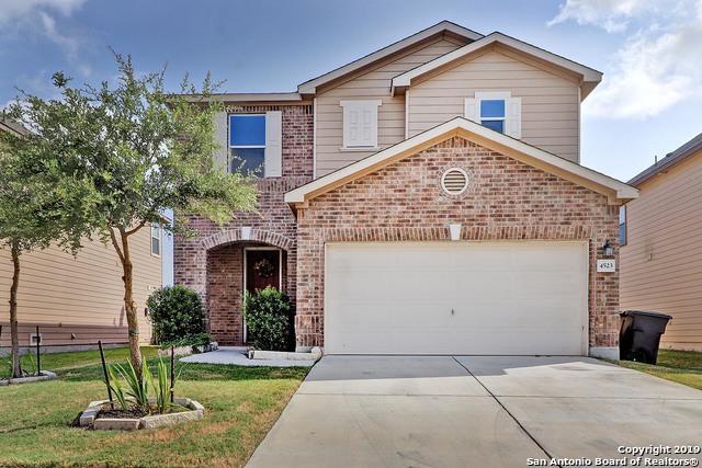 4523 Wrangler View, San Antonio, TX 78223 (MLS #1402385) :: BHGRE HomeCity