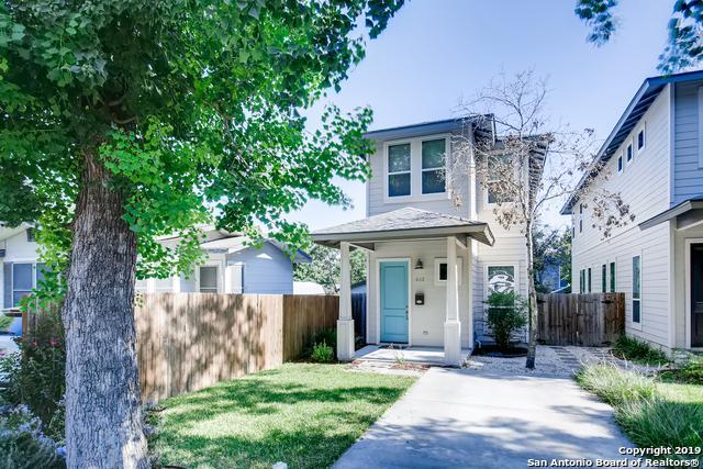 613 W Hollywood Ave, San Antonio, TX 78212 (MLS #1402502) :: Vivid Realty