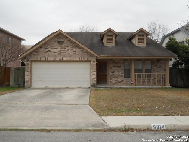 9814 Kenbridge Dr, San Antonio, TX 78250 (MLS #1402522) :: Laura Yznaga | Hometeam of America