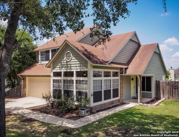 14606 Hillside View, San Antonio, TX 78233 (MLS #1402639) :: Tom White Group