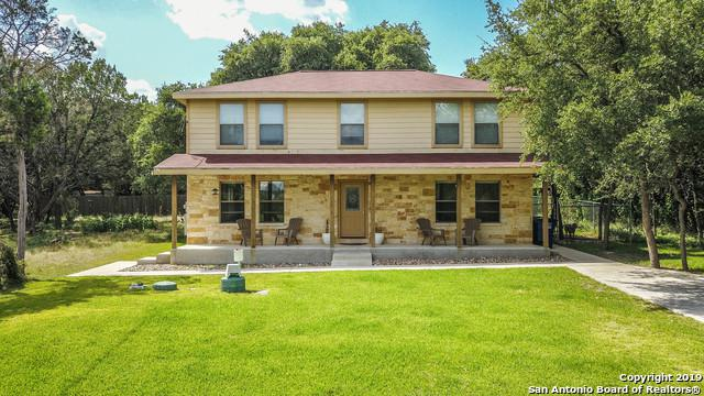 1535 Bonnyview Dr, Canyon Lake, TX 78133 (MLS #1402754) :: The Gradiz Group