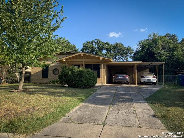 422 Wimberly Blvd, San Antonio, TX 78221 (MLS #1402877) :: Tom White Group