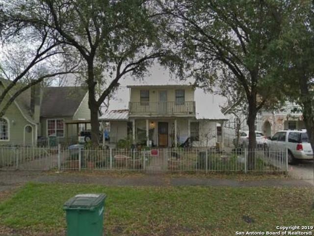 1926 W Mulberry Ave, San Antonio, TX 78201 (MLS #1402944) :: BHGRE HomeCity
