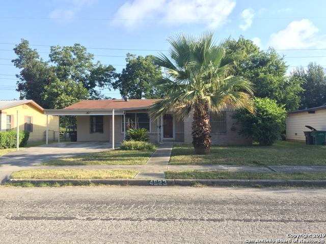 4623 Bernadine Dr, San Antonio, TX 78220 (MLS #1402965) :: Niemeyer & Associates, REALTORS®