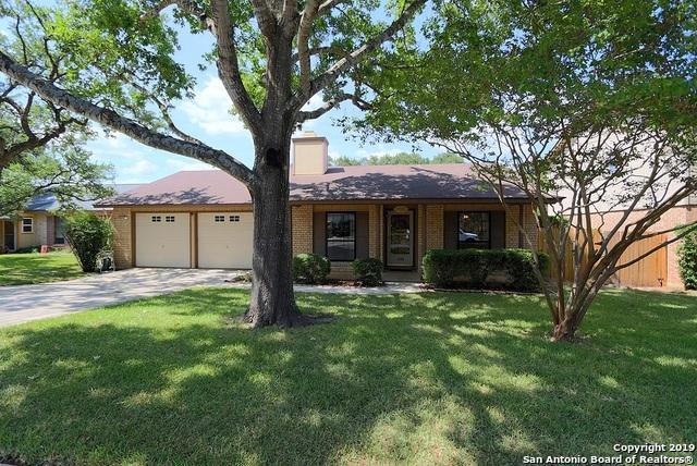 1909 Creek Mountain St, San Antonio, TX 78259 (MLS #1403023) :: BHGRE HomeCity