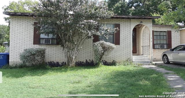 919 Glamis Ave, San Antonio, TX 78223 (MLS #1403078) :: Vivid Realty