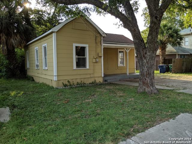 1303 S Palmetto Ave, San Antonio, TX 78210 (MLS #1403200) :: BHGRE HomeCity