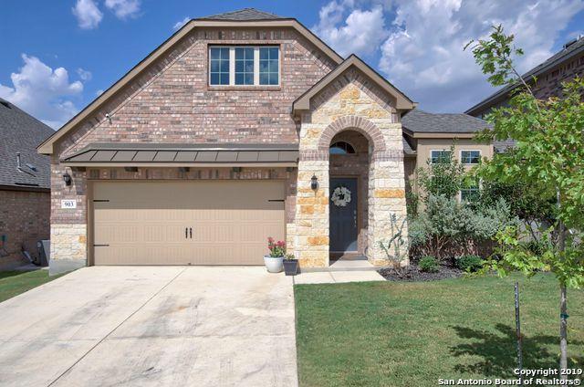 903 Highland Vista, New Braunfels, TX 78130 (MLS #1403277) :: BHGRE HomeCity