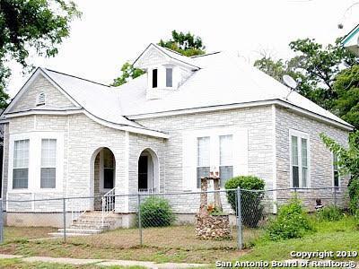 214 S Monumental St, San Antonio, TX 78203 (MLS #1403330) :: Vivid Realty