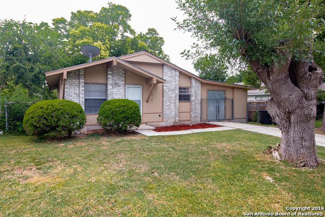 5614 Brookhill St, San Antonio, TX 78228 (MLS #1403338) :: Laura Yznaga | Hometeam of America