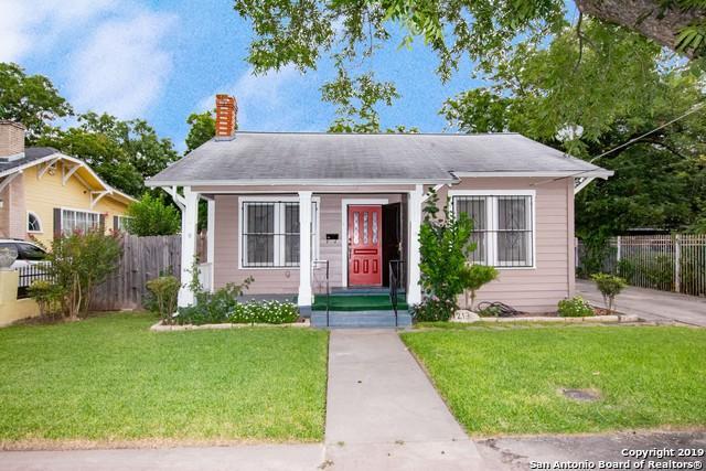 213 E Huff Ave, San Antonio, TX 78214 (MLS #1403434) :: BHGRE HomeCity