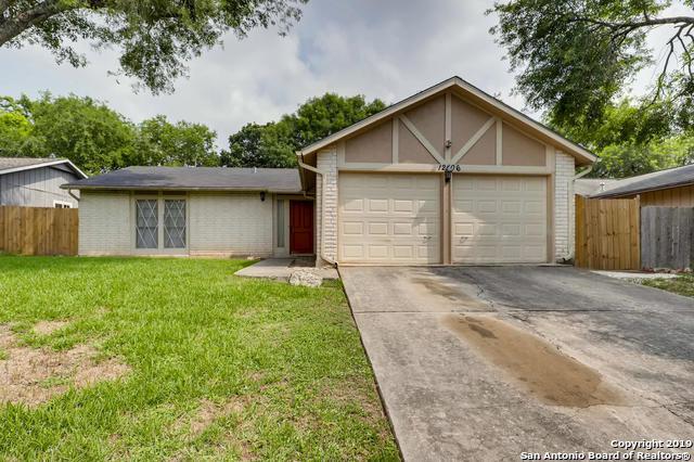 12406 Cannonade St, San Antonio, TX 78233 (MLS #1403460) :: BHGRE HomeCity